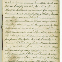 Bussell Diary 02: Diary of Frances Louisa Bussell 17 December 1832 - 3 February 1833